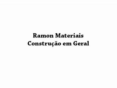 Ramon Materiais Construção em Geral