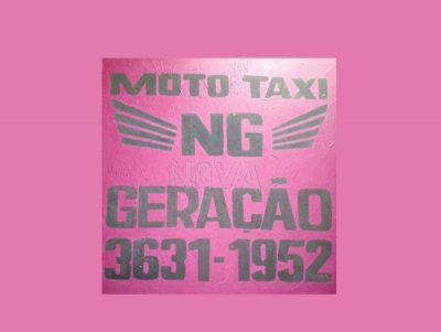Moto Táxi Nova Geração