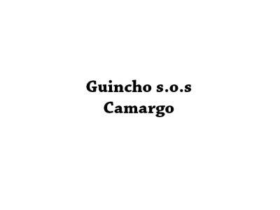Guincho s.o.s Camargo