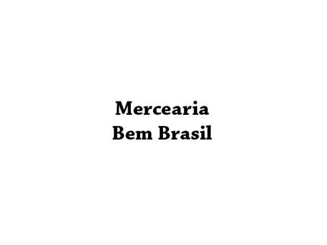 Mercearia Bem Brasil