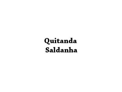 Quitanda Saldanha