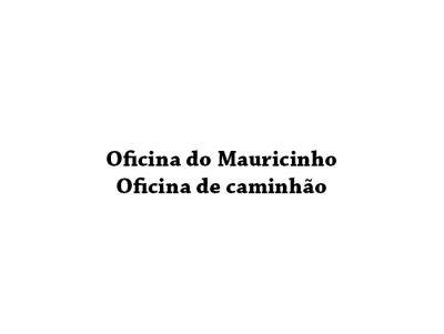 Oficina do Mauricinho