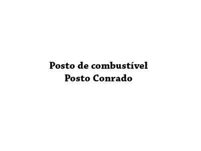 Posto Conrado