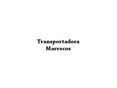 Transportadora Marrocos
