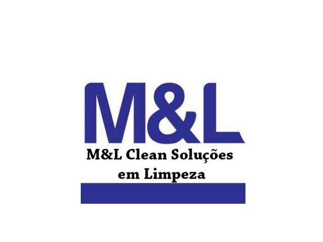 M&L Clean Soluções em Limpeza