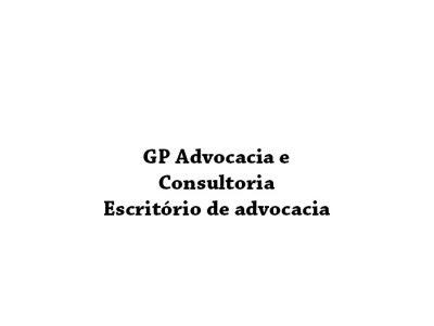 GP Advocacia e Consultoria